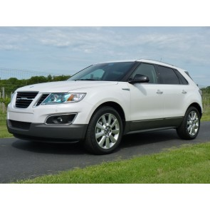 Soon for sale: Saab 9-4X Aero (White)